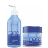Kit Tratamento Home Care Nano Reconstrutor - Salvatore