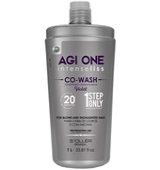 Agi One Co Wash Violet Intenseliss - Shampoo Que Alisa Agimax Soller